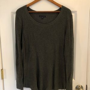 American Eagle Charcoal Gray Sweater XL